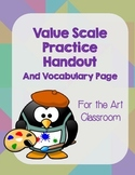 Value Scale Vocabulary and Practice