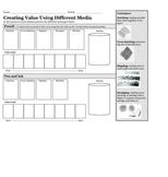 Value Techniques Worksheet