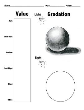 Value and Gradation