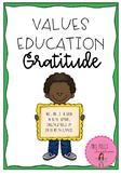Value of Gratitude