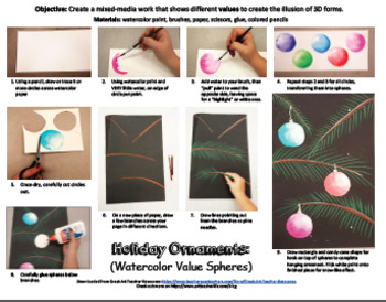 Holiday Value Ornaments