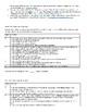 Values and Beliefs Narrative Writing Handout