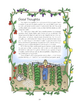 Values in a Flash: Good Thoughts