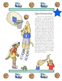 Values in a Flash: Sportsmanship