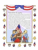 Values in a Flash:Patriotism and Loyalty