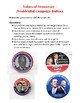 Values of Democracy - Presidential Campaign Buttons