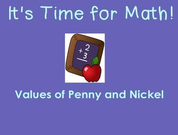 Values of Penny & Nickel