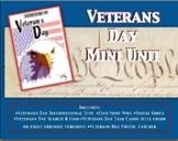Valuing Veterans Day Mini Unit