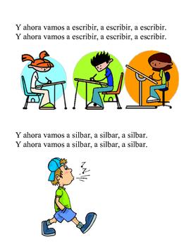 """Spanish Folk Song """"Vamos a Cantar"""""""