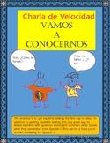 Vamos a Conocernos - Guided Speed talk with Basic Vocabulary