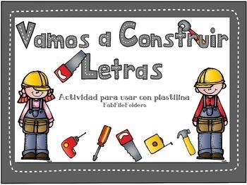 Vamos a Construir letras