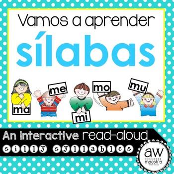 Vamos a aprender silabas