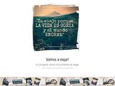 Vamos a viajar! Vintage Travel Poster Project