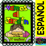 BTS - Vamos al Kinder (Unit Work, Posters, Flashcards and printables in Spanish)