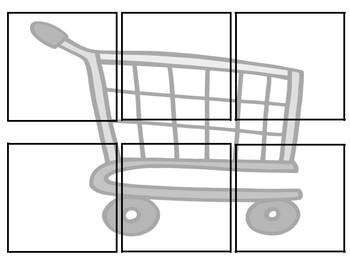 Vamos de Compras  Addition Math Game