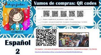 Vamos de Compras - QR codes