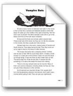Vampire Bats (Lexile 670)
