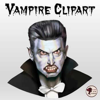 Vampire Clipart