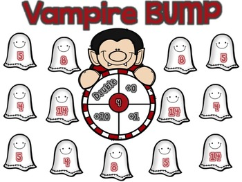 Vampire Math {Addition and Subtraction Pack}