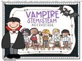 Vampire STEM/ STEAM Activities