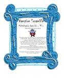 Vampire Scramble: Multiplication 6's - 10's