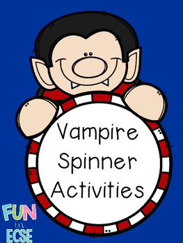 Vampire Spinner Activities