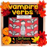 Verb Halloween Craftivity