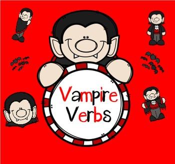 Vampire Verbs!