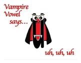Vampire Vowel