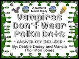 Vampires Don't Wear Polka Dots (The Bailey School Kids) No