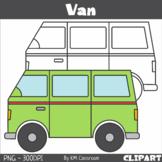 Van Clipart
