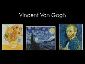 Van Gogh Powerpoint