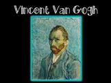Van Gogh Cross-Curricular Powerpoint Lessons