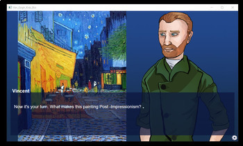 Van Gogh Interactive Biography