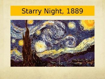 Van Gogh PP Lesson