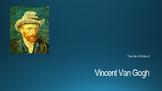 Van Gogh Presentation with Script