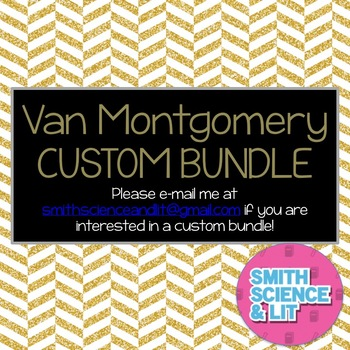 Van Montgomery Custom Bundle