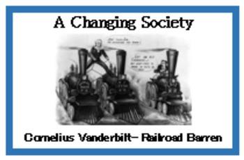 Vanderbilt - The Men Who Built America - Guided Notes