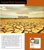 Vanishing Liquids