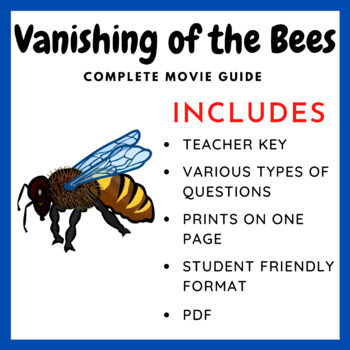 Vanishing of the Bees - Complete Video Guide