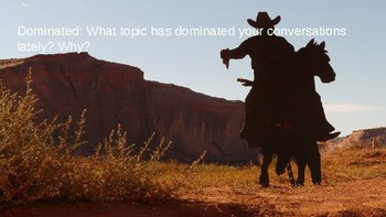 Vaqueros: America's First Cowboy Student Vocab Slides