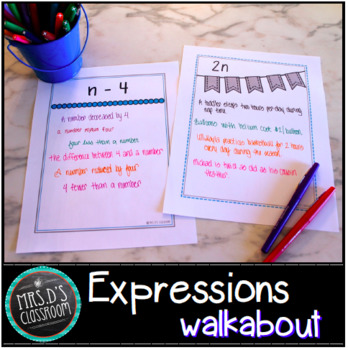Variables & Expressions Walkabout