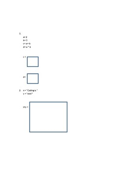 Variables In Programming