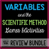 Science Test Prep - Variables and the Scientific Method (Nature of Science)