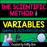Variables and the Scientific Method Double-Bundle!