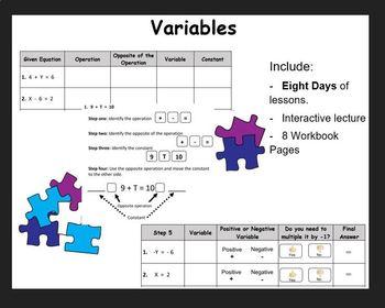 Variables - part 2