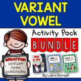 Variant Vowel BUNDLE