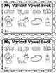 Variant Vowel OO {long} Writing Book