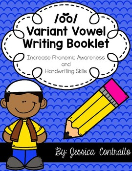 Variant Vowel OO {short} Writing Book