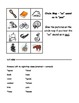Variant Vowel Thinking Map Activities - Phonics